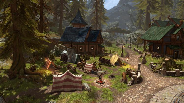 Сюжетное дополнение Fatesworn к ремастеру Kingdoms of Amalur находится на последних этапах разработки