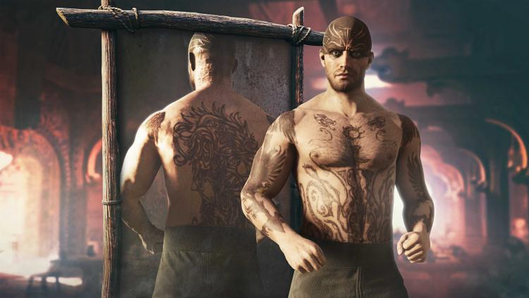 Набор татуировок «Благословение Одина» можно будет бесплатно получить в Ubisoft Connect с 17:00 МСК сегодняшнего дня