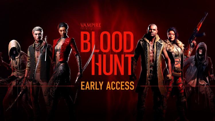 В Steam стартовал ранний доступ вампирской королевской битвы Vampire: The Masquerade — Bloodhunt