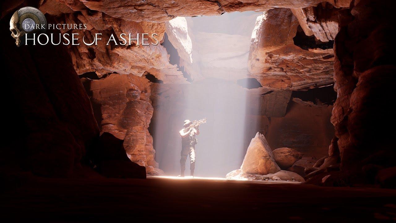 The Dark Pictures Anthology: House of Ashes займёт 30 Гбайт на PS5, а предзагрузка стартует 20 октября