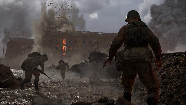 Военный шутер Hell Let Loose выйдет на PS5 и Xbox Series 5 октября