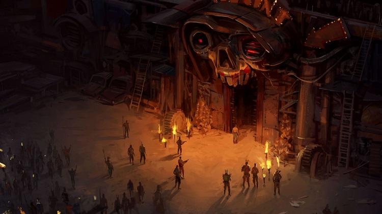 Научно-фантастическая ролевая игра Encased выбралась из-под купола раннего доступа