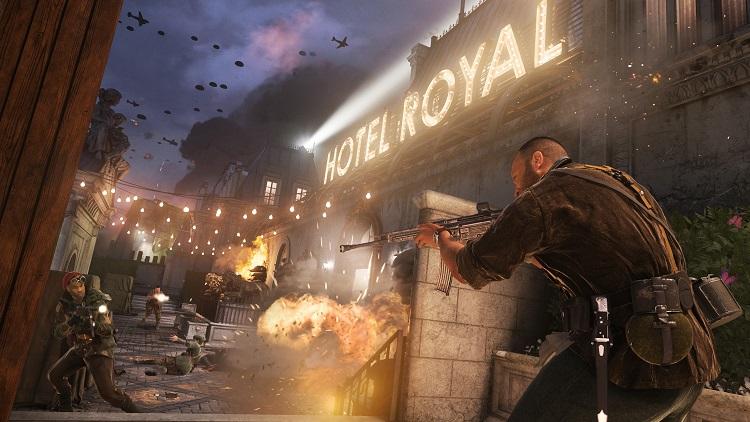 Разработчики Call of Duty: Vanguard представили новый трейлер и подробности мультиплеера