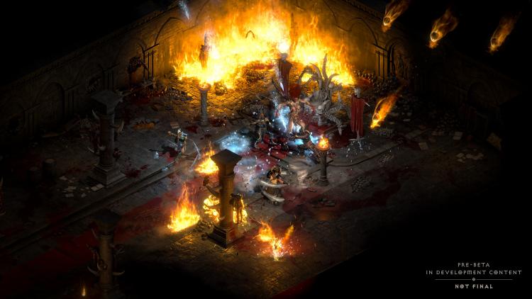 Blizzard объяснила отказ от TCP/IP и поддержки соотношения сторон 21:9 в Diablo II: Resurrected