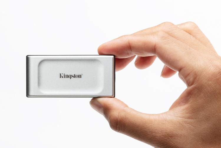 Kingston выпустила XS2000 — карманные SSD ёмкостью до 2 Тбайт со скоростью до 2000 Мбайт/с1