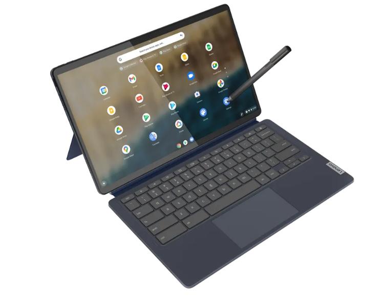 Lenovo представила планшет Chromebook Duet с дисплеем OLED, Chrome OS и компьютерным чипом Qualcomm
