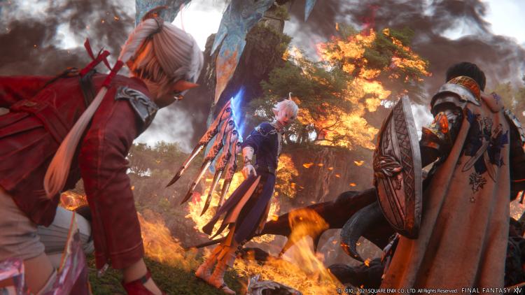 Наоки Ёсида опроверг догадки фанатов, что он перестал заниматься Final Fantasy XIV из-за Final Fantasy XVI