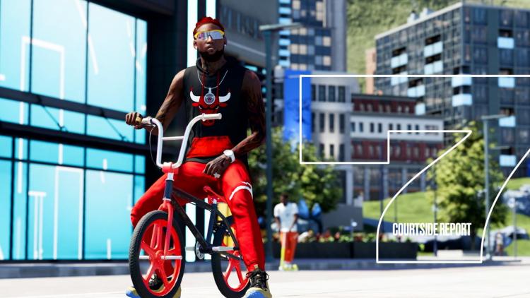 В баскетбольном симуляторе NBA 2K22 объединят режимы MyCAREER и The City, но только на консолях нового поколения