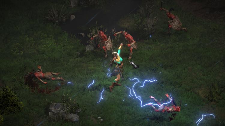 На запуске в Diablo II: Resurrected не станут исправлять один из самых известных багов из оригинала1