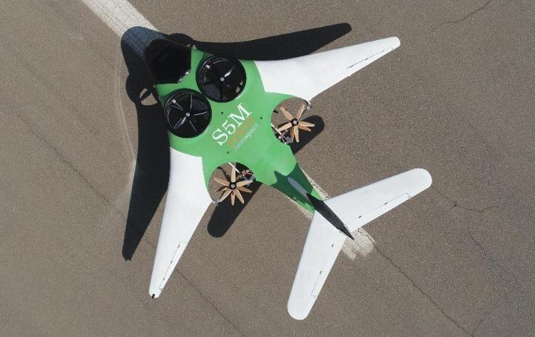 Samad успешно испытала масштабный прототип электролёта E-Starling и начала принимать заказы на грузовой дрон Starling Cargo