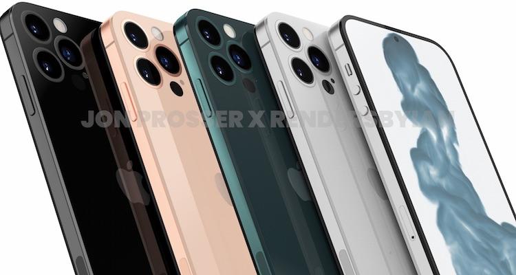 iPhone 14 лишится «чёлки» и выступающей тыльной камеры
