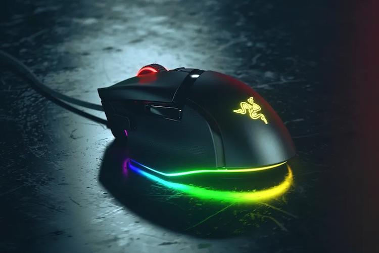 """Razer представила проводную игровую мышь Basilisk V3 стоимостью $70"""""""