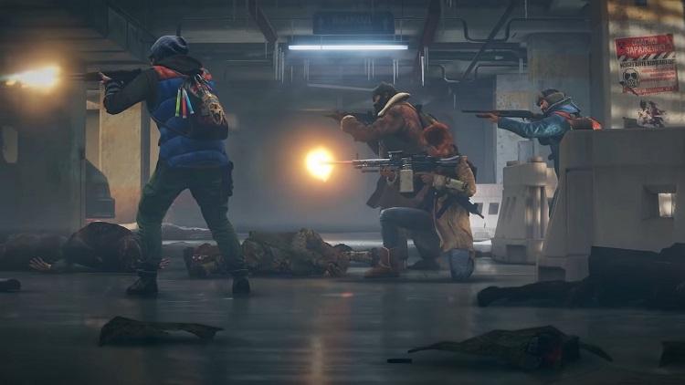 Switch-версия кооперативного зомби-шутера World War Z выйдет 2 ноября