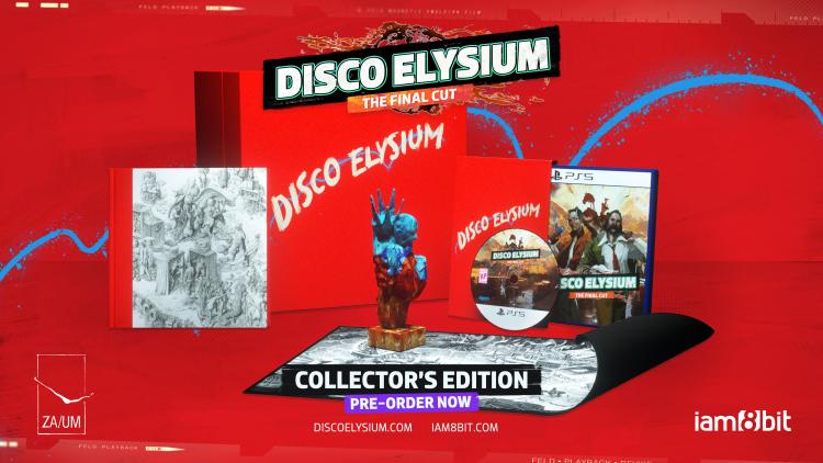 Disco Elysium: The Final Cut получит розничную версию для PS4, а коллекционное издание для PS5 выйдет зимой