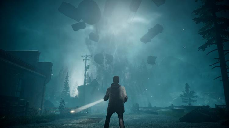 Новое лицо писателя и улучшенная графика: первые скриншоты Alan Wake Remastered появились в Сети