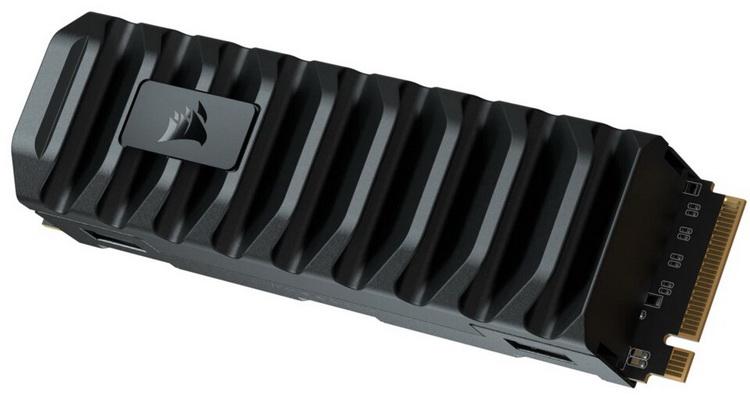 Corsair представила скоростные SSD MP600 PRO XT — до 4 Тбайт, до 7100 Мбайт/с и до $1000