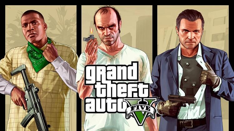 Релиз GTA V и GTA Online на консолях нового поколения отложили до марта 2022 года
