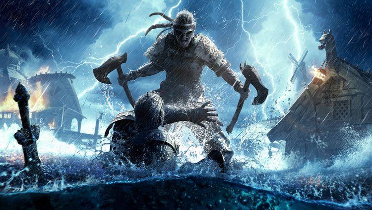 Шторм после засухи и возрождение викингов: в For Honor стартовал новый сезон Tempest