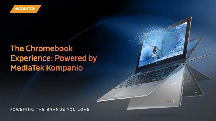 """MediaTek анонсировала процессор Kompanio 900T для планшетов и ноутбуков"""""""