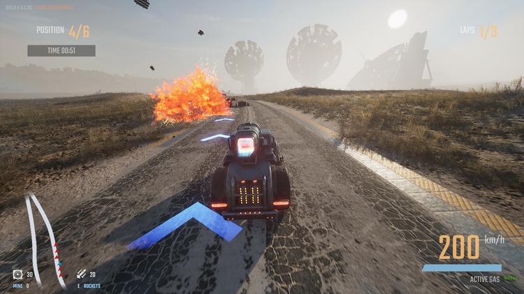 DevGAMM 2021: гоночный экшен Turbo Sloths — Mario Kart и «Безумный Макс» про разумных ленивцев