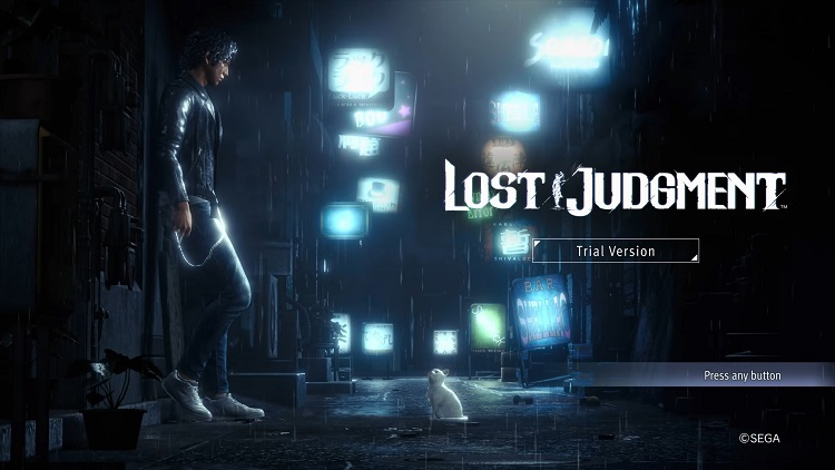 Видео: первые 16 минут прохождения PS5-версии детективного экшена Lost Judgment