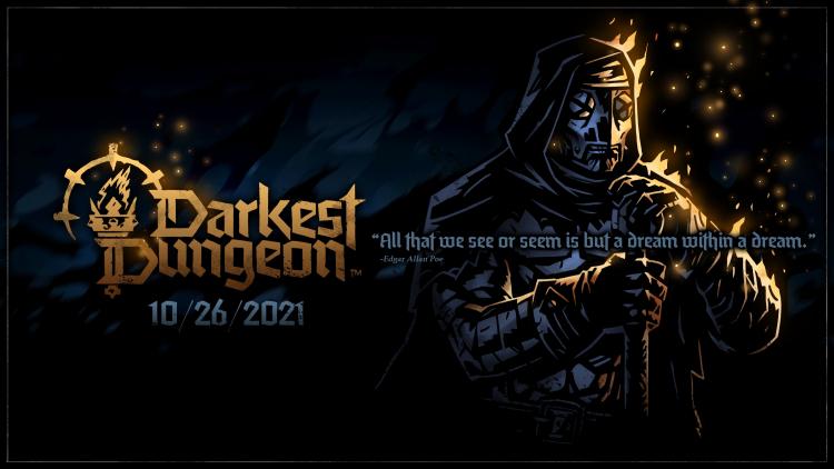 Darkest Dungeon II появится в раннем доступе Epic Games Store уже 26 октября