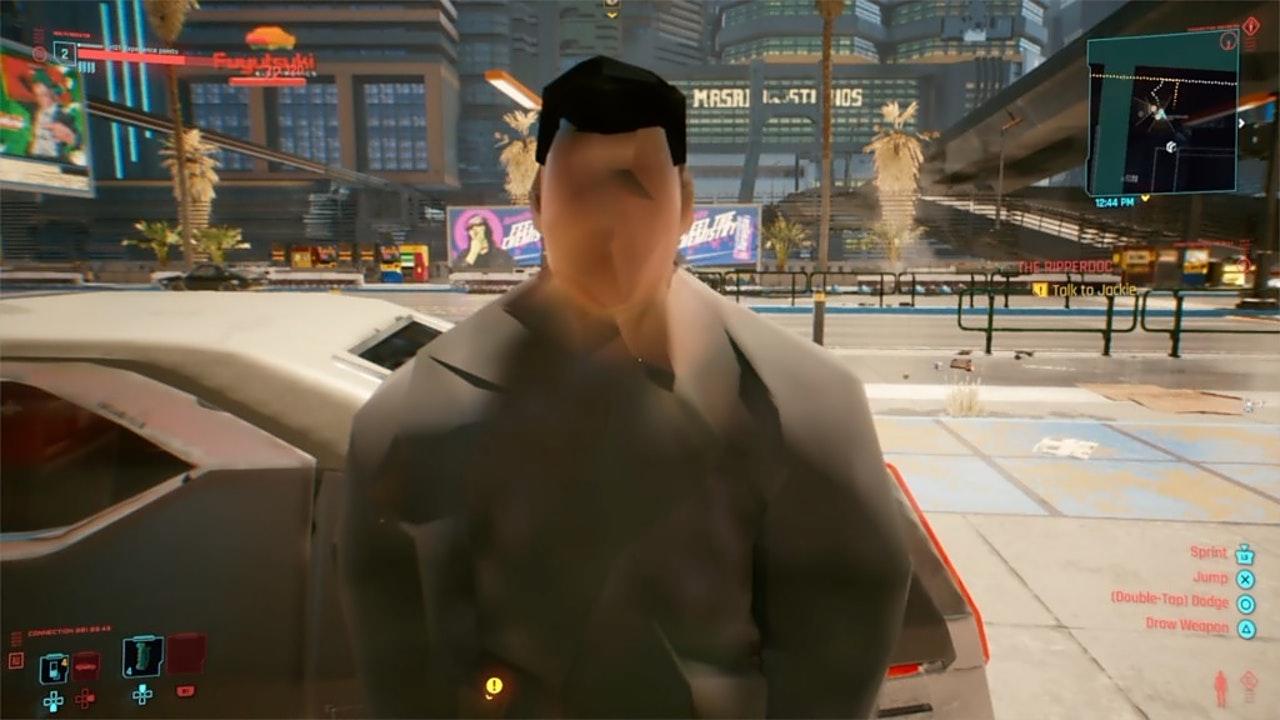 Надеюсь, они это исправят: после патча 1.3 в Cyberpunk 2077 на PS4 вернулась старая проблема с текстурами