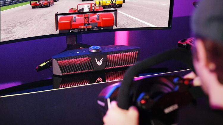 LG представила UltraGear GP9  продвинутую портативную колонку для геймеров за $500