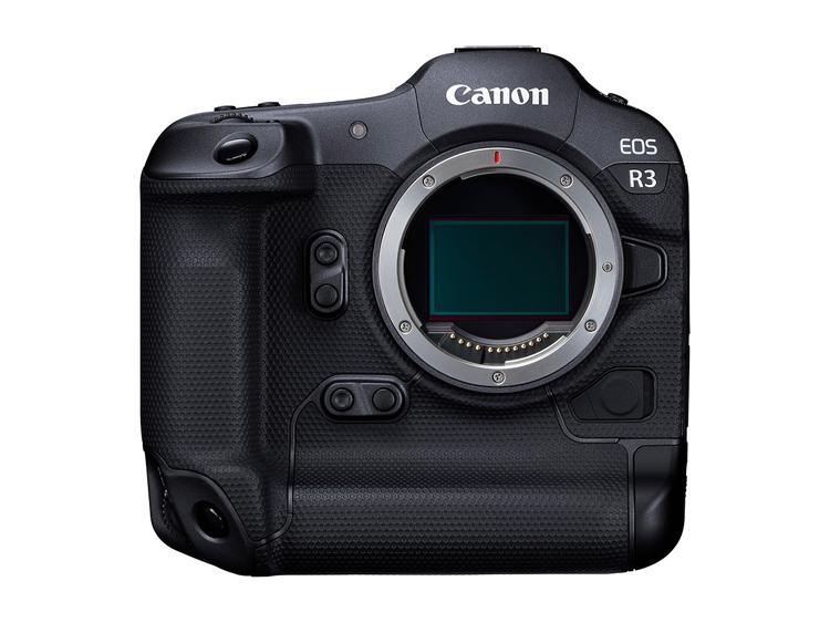 Canon представила профессиональную беззеркалку EOS R3 за $6000