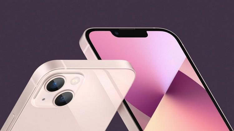 Apple представила iPhone 13 и iPhone 13 mini  уменьшенная чёлка и улучшенная камера