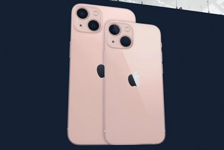 Apple представила iPhone 13 и iPhone 13 mini— уменьшенная «чёлка» и улучшенная камера5