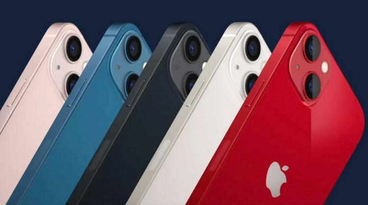 Apple представила iPhone 13 и iPhone 13 mini— уменьшенная «чёлка» и улучшенная камера6