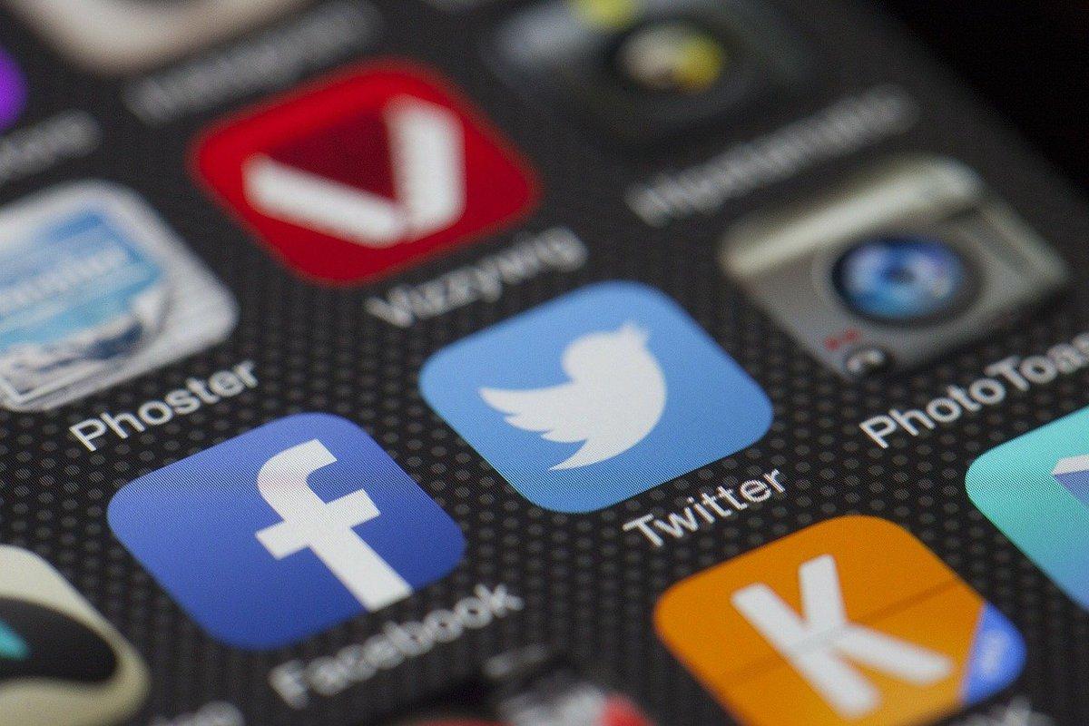 Facebook, Twitter и Telegram снова оштрафовали  теперь на 35 млн рублей