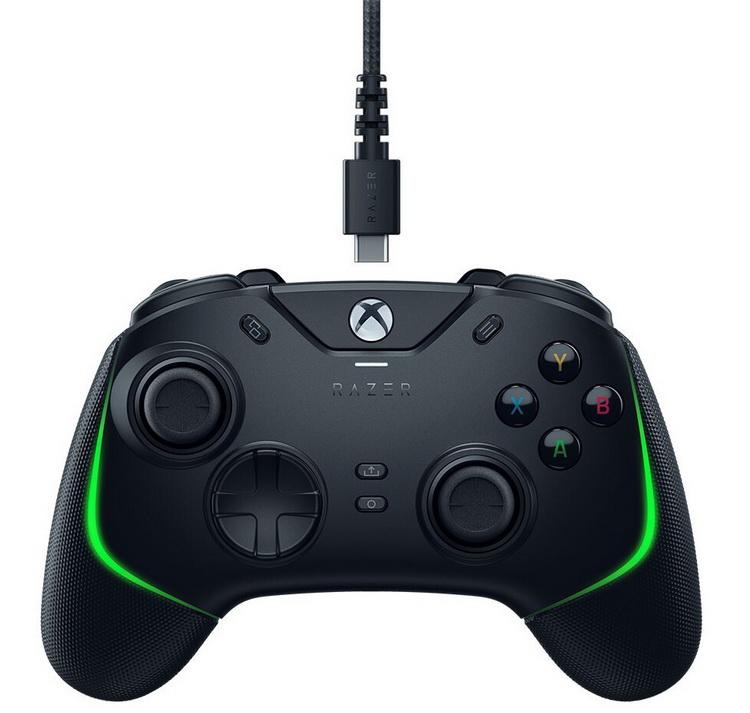 """Razer представила обновлённый контроллер Wolverine V2 с RGB-подсветкой Chroma и дополнительными кнопками"""""""