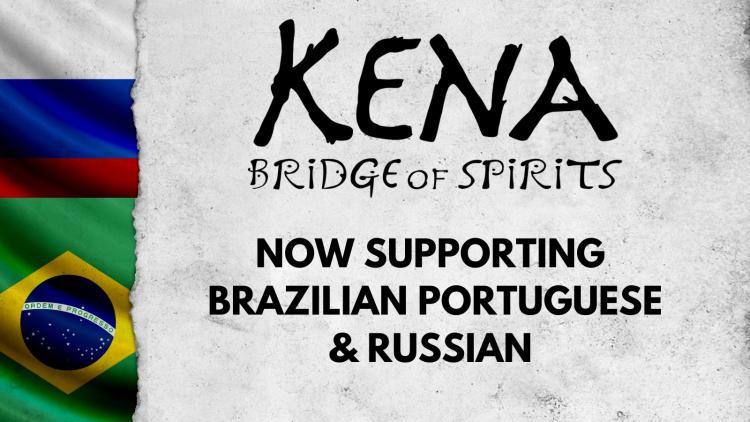 Дубляж у Kena: Bridge of Spirits будет только на английском
