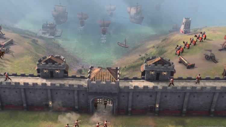 Открытое тестирование Age of Empires IV пройдёт в ближайшие выходные