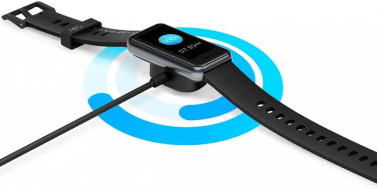 Представлен фитнес-браслет Realme Band 2 с большим экраном и датчиком кислорода в крови2