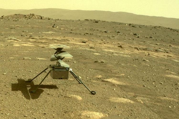 """Китайские учёные предложили осваивать Марс с помощью гиперзвуковых беспилотников"""""""