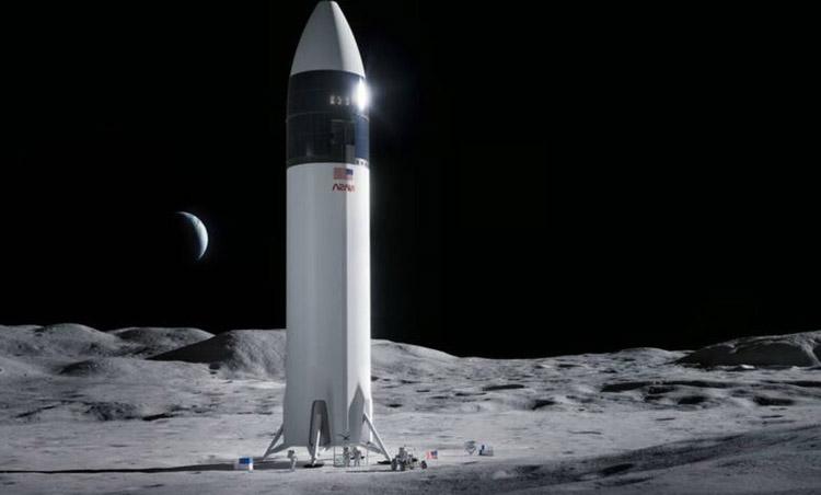 NASA выделило пяти частным компаниям $146 млн на разработку проектов лунных посадочных модулей