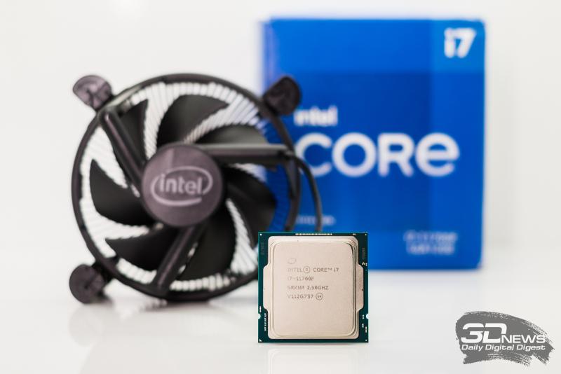 Обзор процессора Core i7-11700F: когда не стыдно сэкономить