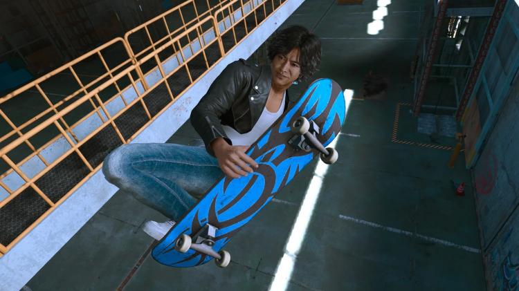 Перемещаться по миру теперь можно на скейтборде