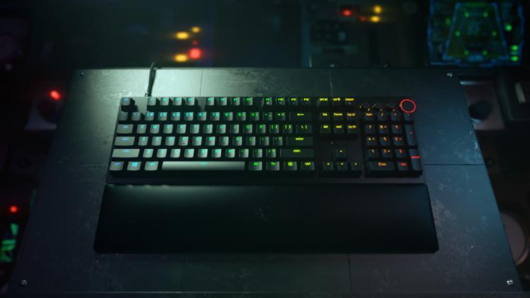 Razer называет Huntsman V2 самой быстрой в мире игровой клавиатурой