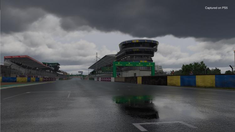 Время и погода в Gran Turismo 7 будут меняться в реальном времени