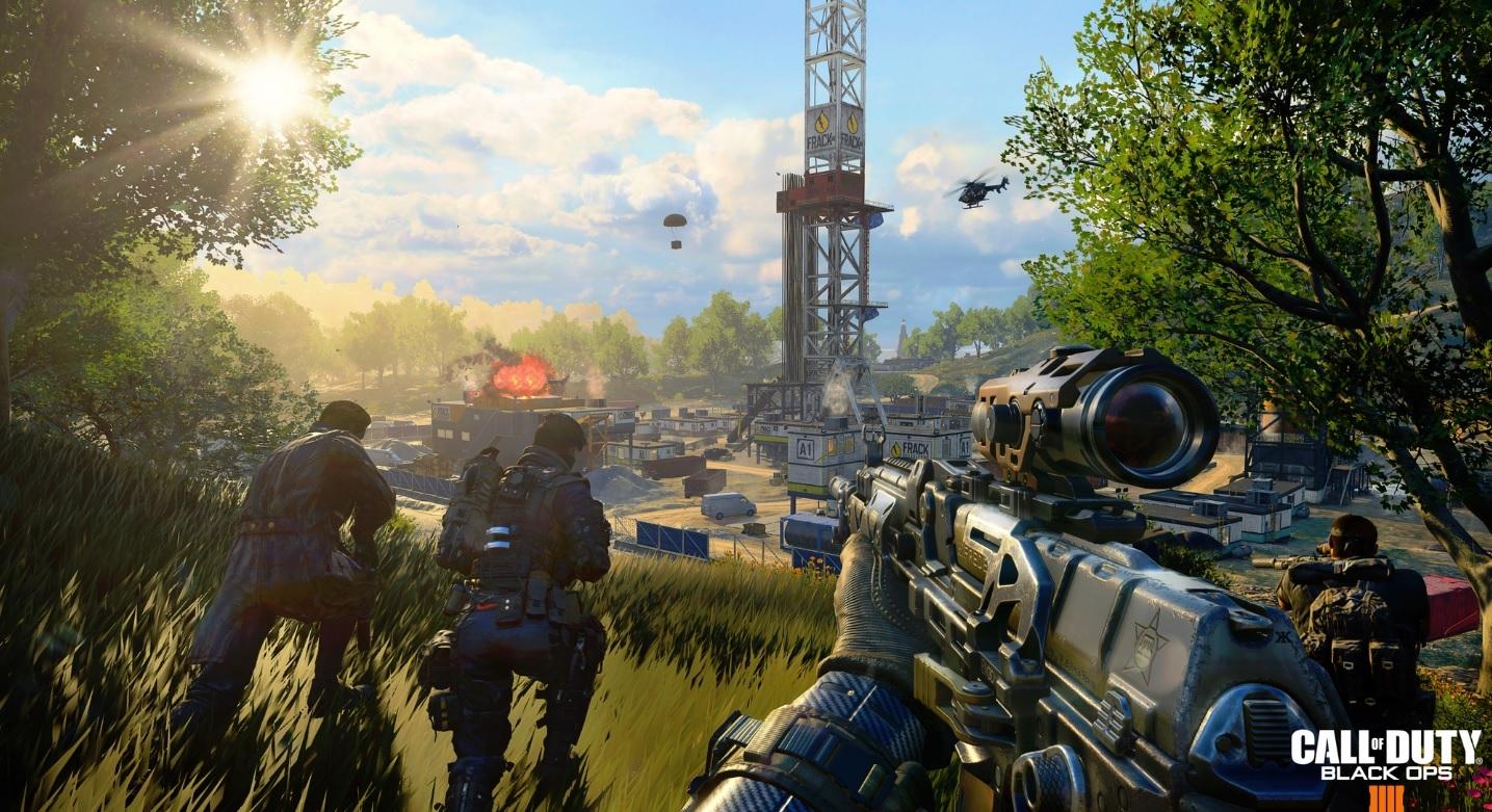 Слухи: в 2023 году выйдет новая Call of Duty от Treyarch в полуфутуристическом антураже
