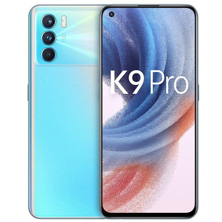 Мощный смартфон Oppo K9 Pro 5G полностью рассекречен незадолго до анонса1