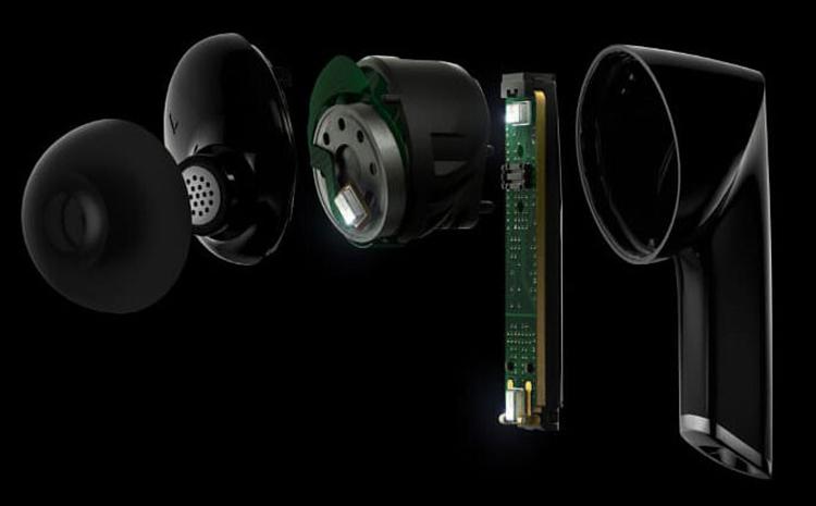 Denon представила свои первые полностью беспроводные наушники