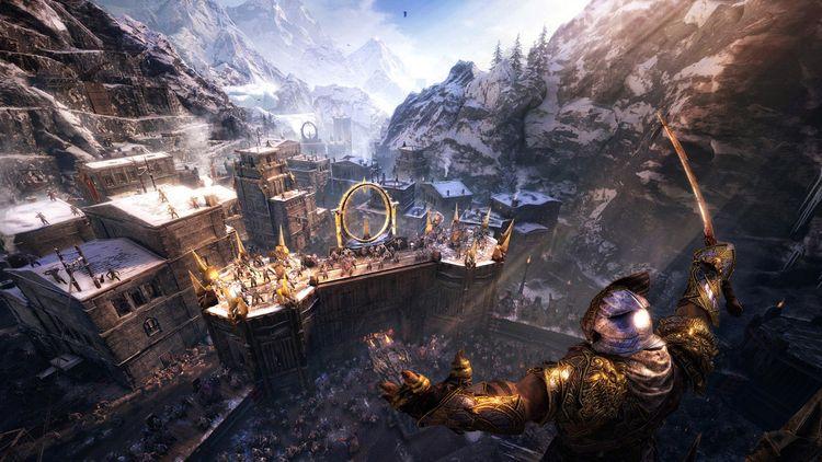 Middle-earth: Shadow of War. Источник изображения: Steam