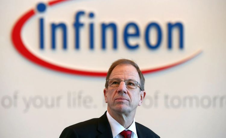 """Глава Infineon: цены на чипы сильно вырастут— деньги нужны на расширение производств"""""""