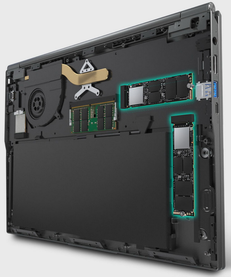 "Gigabyte представила компактный 14-дюймовый ноутбук U4 на базе Intel Tiger Lake"""