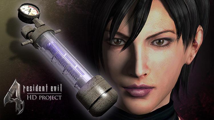 Источник: Resident Evil 4 HD Project